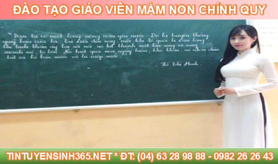 giáo viên mầm non