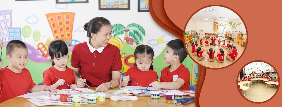trường mầm non song ngữ Elife Kindergarten