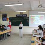 giáo viên giáo dục công dân