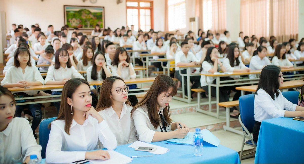 Luôn đông sinh viên theo học