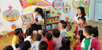 vĩnh phúc tuyển dụng giáo viên