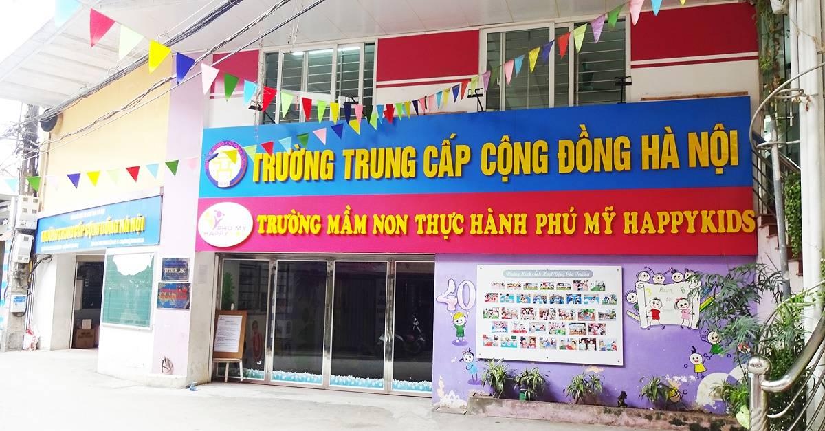 Trung cấp Cộng đồng Hà Nội