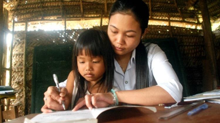 mức lương giáo viên vùng khó khăn