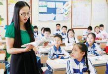 lương giáo viên các hạng