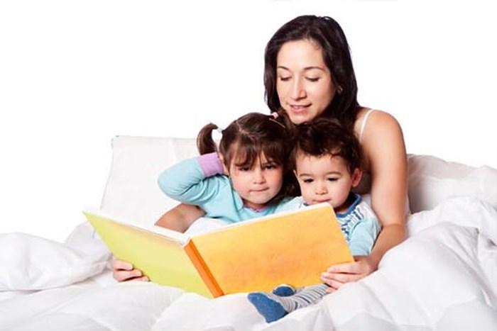 Trẻ con là bản sao của bố mẹ