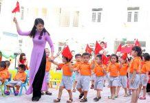 chế độ giáo viên mầm tham gia giảng dạy trước 1/1/2015
