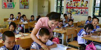 nâng chuẩn trình độ giáo viên tiểu học từ trung cấp lên cử nhân