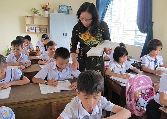 chế đội đối phụ cấp thâm niên với giáo viên đã nghỉ hưu
