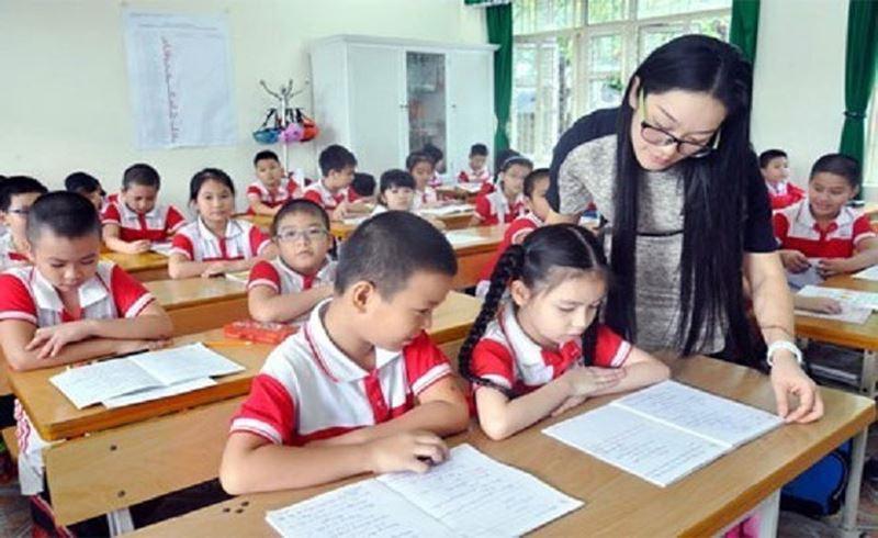 nâng chuẩn trình độ giáo viên tiểu học