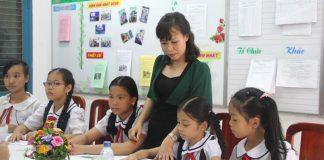 quy định trình độ chuyên môn đối với giáo viên tiểu học