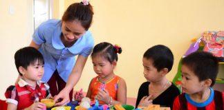 vai trò của giáo viên mầm non