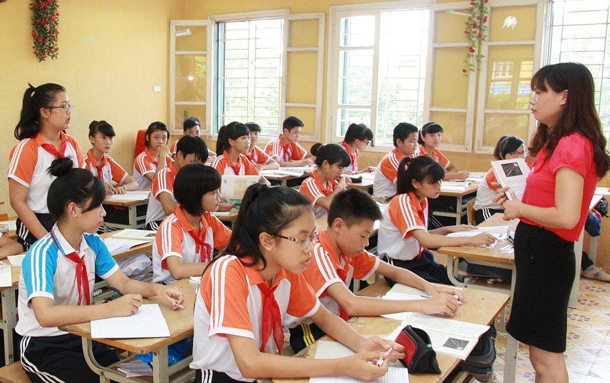 nâng cao chất lượng dạy hoci baccj thcs