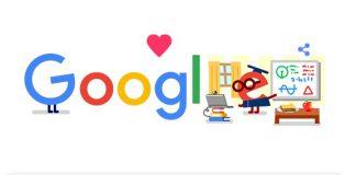 google tri ân ân các thầy cô và bảo mẫu đương đầu với phòng chống dịch covid